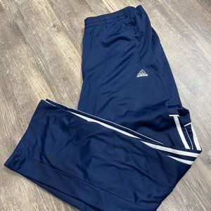 💋 Adidas sweatpant/track pants blue